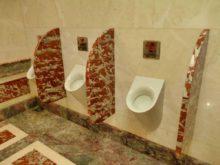 Historische Toilette GUM Moskau Bild 009 220x165 - Historische Toilette im GUM Kaufhaus Moskau