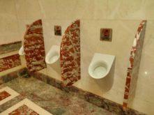 Historische Toilette GUM Moskau Bild 009 221x165 - Historische Toilette im GUM Kaufhaus Moskau
