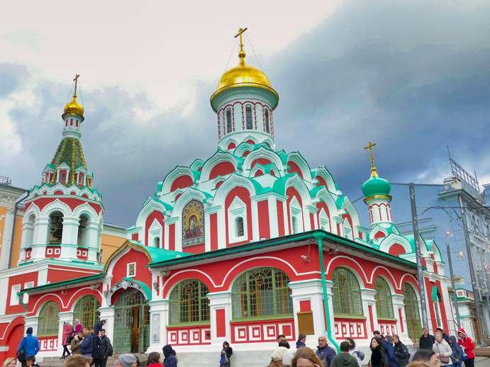 Kazan Cathedral Moskau - Kazan Cathedral Moskau