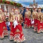 Matroschkas Roter Platz Moskau 005 150x150 - Lebendige Matroschka auf dem Roten Platz