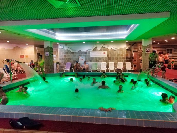 Karibiya Aquapark Hallenbad Moskau 023 - Hallenbäder / Aquaparks in Moskau