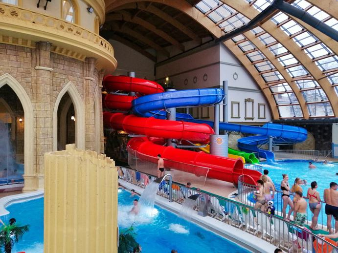 Karibiya Aquapark Hallenbad Moskau 025 - Hallenbäder / Aquaparks in Moskau