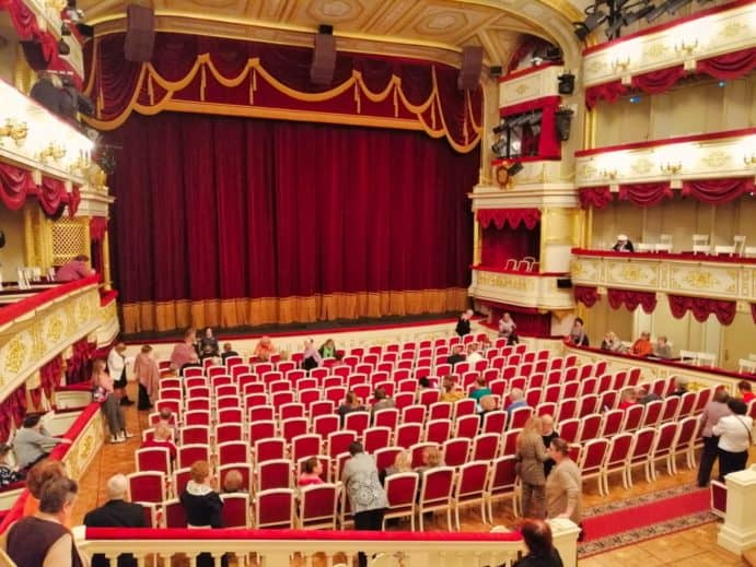 Maly-Theater Moskau
