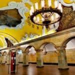 Metro Moskau 001 150x150 - Moskauer Metro erleben