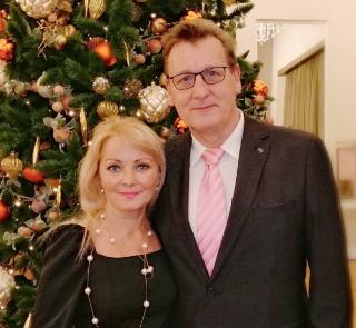 Olga und Andreas