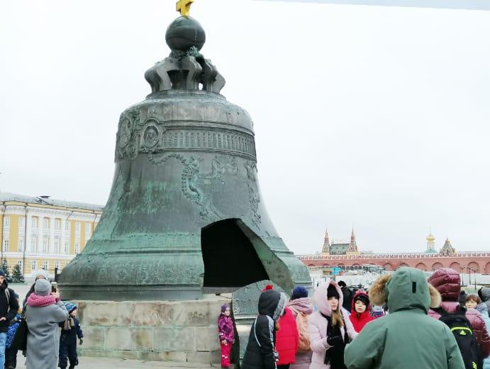 geplatzte zarenglocke im kreml moskau - Geschichte der Zarenglocke