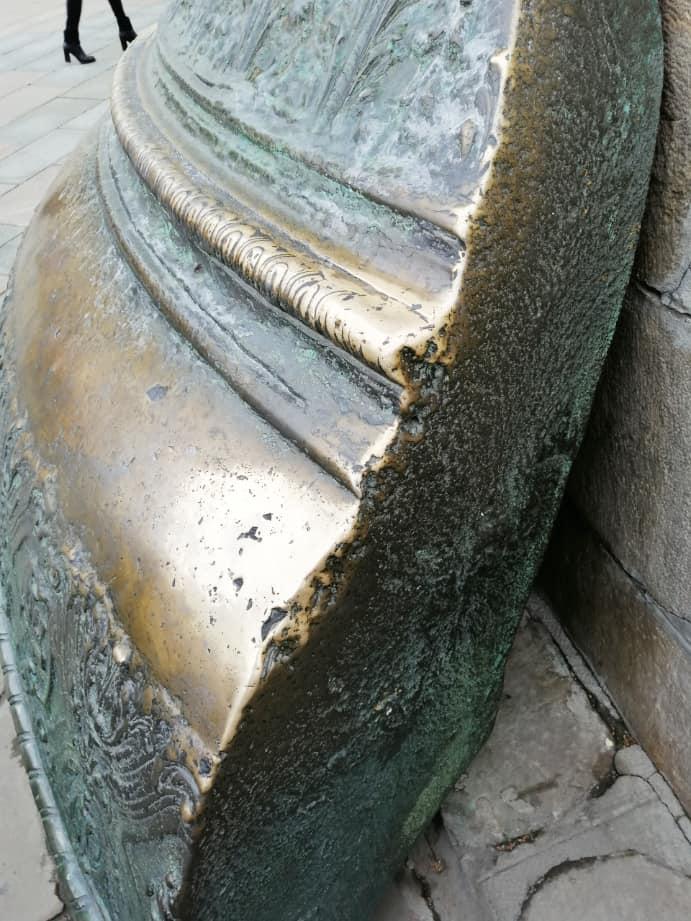 zarenglocke stueck - Geschichte der Zarenglocke